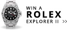 Win a Rolex at Watchmaster.com